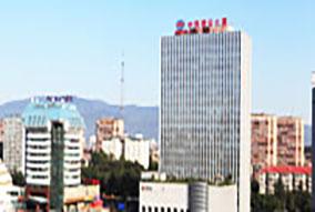 中国铁路建设集团大楼