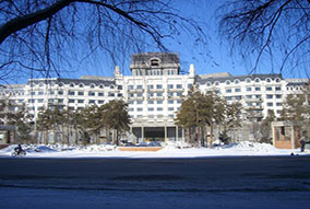 牡丹江北山宾馆