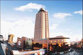 山东济南索菲特银座大饭店