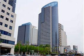 沈阳领先国际城项目(高档商场)